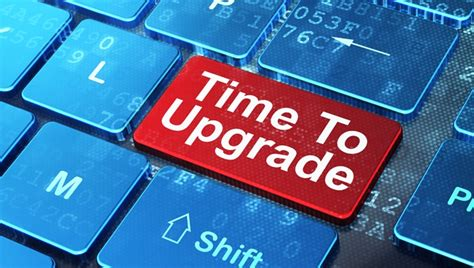 Time To Upgrade by Time To Upgrade Building An Operating System Fit For The