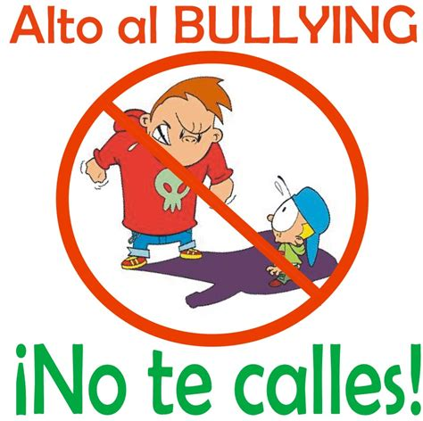 imagenes en ingles del bullying el bullying