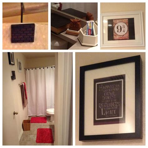 harry potter bathroom decor 1000 images about harry potter bathroom decor because