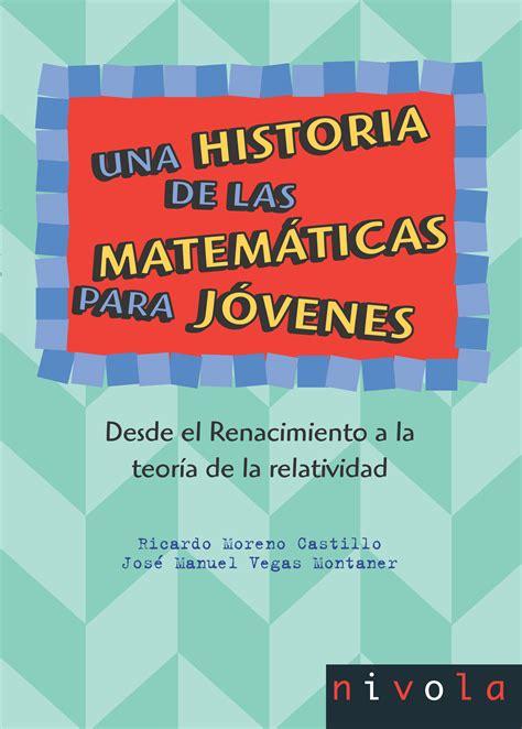 imagenes libro matematicas nivola libros y ediciones listado de libros