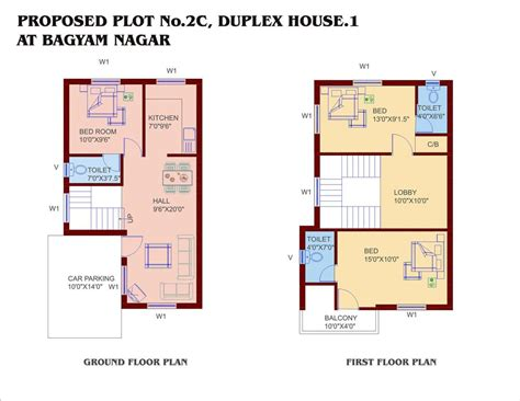 Unique Duplex Plans by Unique Small Duplex House Plans Small House Plans