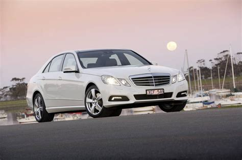 Mercedes Mulgrave The Mercedes E Class Is Germany S Favourite Car