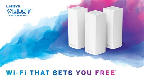 The Wi Fi Umbrella Will Make You For by Linksys Launches Velop The True Whole Home Wi Fi