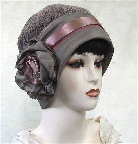 womens 1920 s gatsby deco vintage style cloche hat