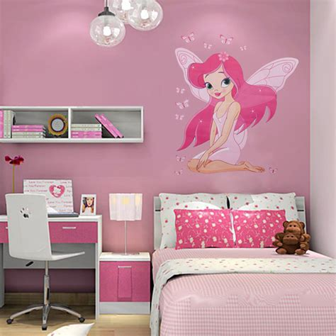 Home Room Decor by Elegant Bedroom With Best Interior Of Fairy Room Decor