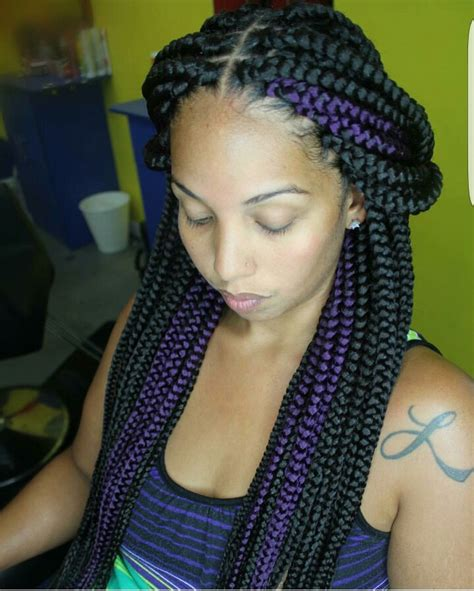 box braidscool styles pretty box braids to see more follow kiki slim