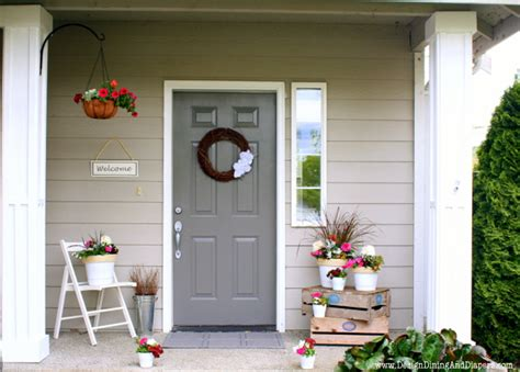 Small Porch Decorating Ideas by On The Front Porch With Design Dining Diapers Porch Advice