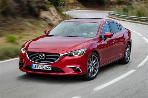 a mazda mazda 6 2 2d 150 se l nav 2016 review car magazine