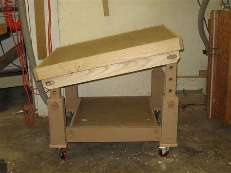 assembly bench assembly table woodshop pinterest