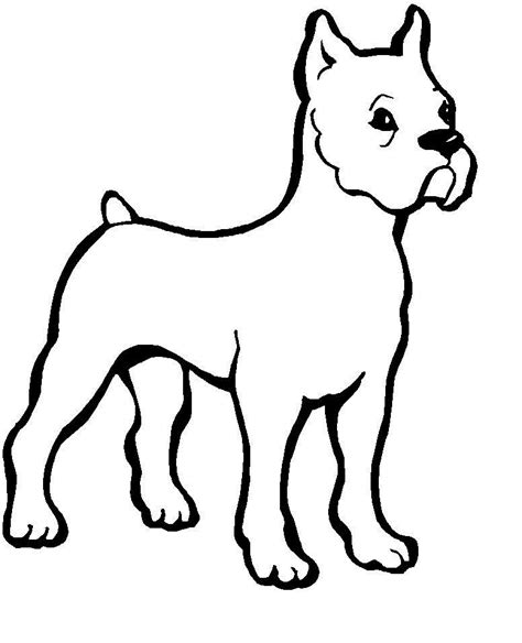 Free Printable Dog Coloring Pages For Kids Printable Pictures For
