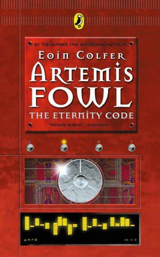 artemis fowl book report the eternity code artemis fowl fangathering
