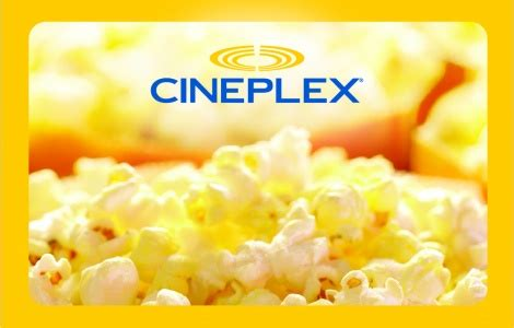 Cineplex Online Gift Card - ngc cineplex gift cards egift cards ngc canada