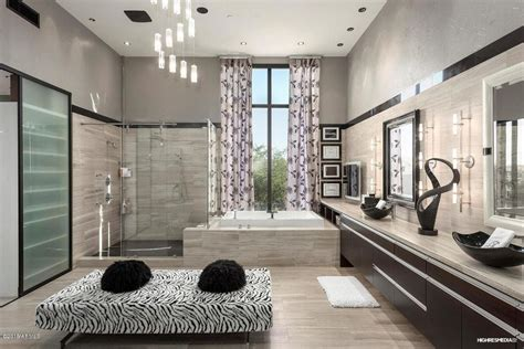 Modern master bathroom with master bathroom amp double sink in peoria az zillow digs zillow