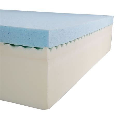 14 quot inch size medium firm memory foam mattress w 3