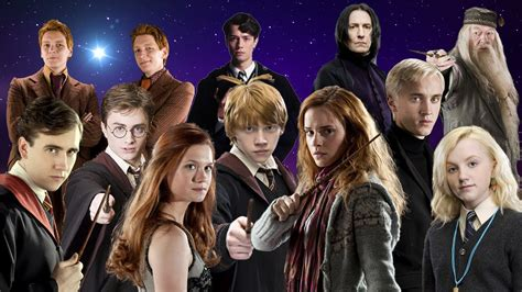 best harry potter characters list of favorite characters 12 harry potter characters favorite muggle songs