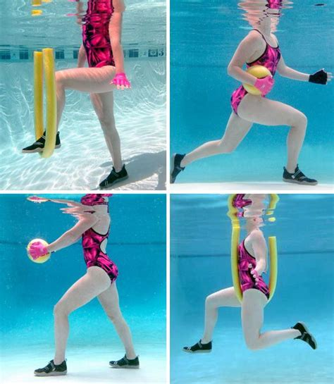8 pool exercises that burn fast fitness pool exercises and fast