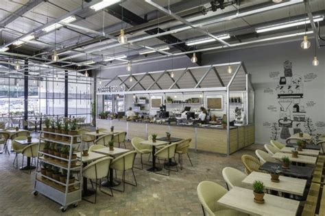 cafe design ideas uk greenhouse inspired coffeeshops cafe concept