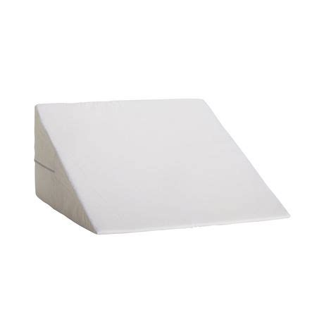 Foam Wedge Pillow Walmart by Dmi 7 Quot Foam Bed Wedge Support Pillow Walmart Canada