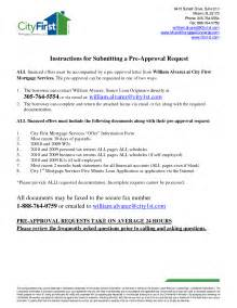 mortgage pre approval letter rapidimg org