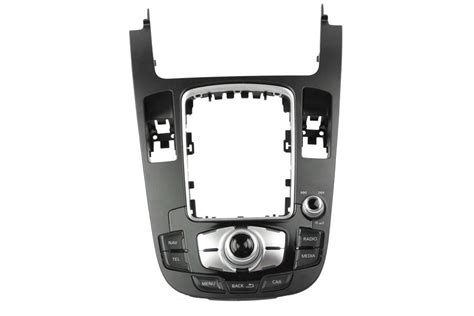 Audi A4 Mmi Navigation Plus by Nachr 252 St Set Mmi 3g Navigation Plus F 252 R Audi A4 8k