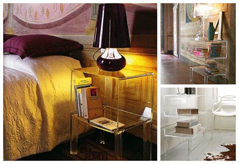 Sia Home Decor by Kartell Serie Ghost A Casa Di Ro