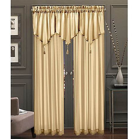 buy curtains nyc buy j queen new york farmington 95 inch rod pocket sheer