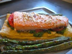 Reader Recipe Salmon With Puff Pastry And Pesto by Puff Pastry Pesto Salmon Savorygirl