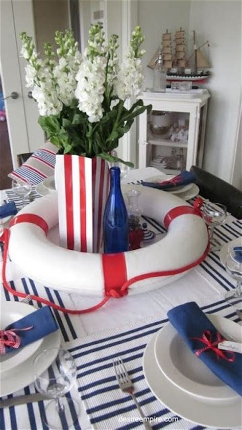 nautical themed centerpiece ideas best 25 nautical table centerpieces ideas on