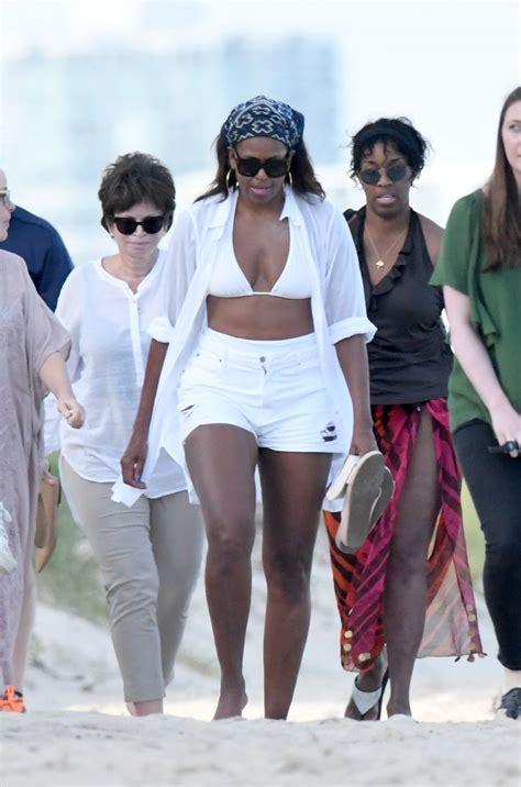 michelle obama photos michelle obama vacation bikini pics