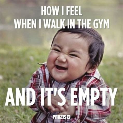 Funny Exercise Memes - 31 memes about going to the gym that are hilariously true
