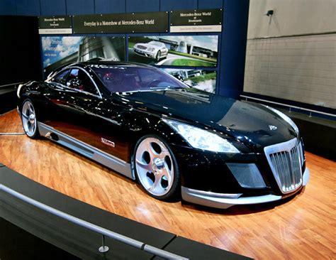 maybach exelero custom modified cars