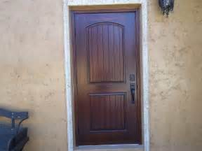 Front Wooden Doors Faux Wood Finishes Ocala Faux Finish