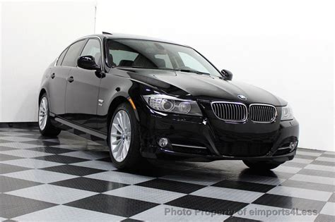 2011 bmw 335i warranty 2011 used bmw 3 series certified 335i xdrive awd navi bmw