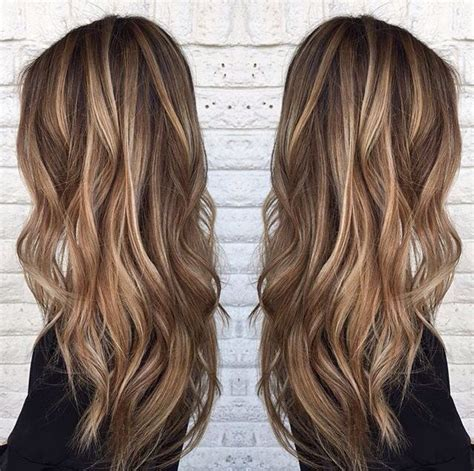 rown hair with blonde ends 25 trending brown blonde highlights ideas on pinterest