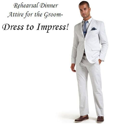 Wedding Dinner Attire by The Groom S Starter Guide To Rehearsal Dinner Attire From