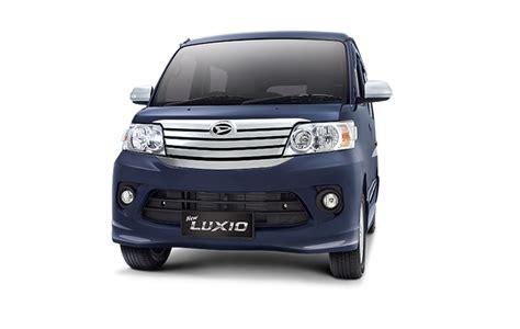 Promo Daihatsu Luxio 1 5 X harga daihatsu luxio promo daihatsu terios