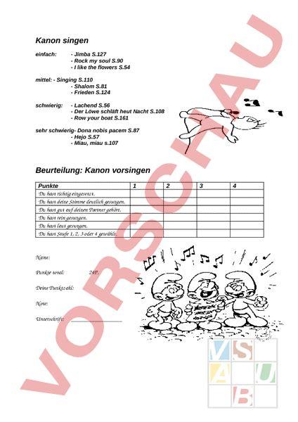 nachhilfe für zuhause www unterrichtsmaterial ch musik singen lieder