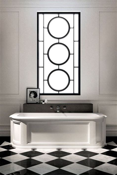 20 stunning deco style bathroom design ideas