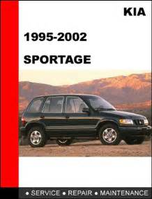 2002 Kia Sportage Manual 1995 2002 Kia Sportage Factory Service Repair Manual