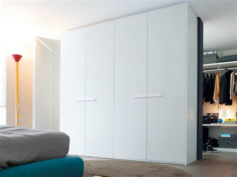 Built In Wooden Wardrobes by Built In Lacquered Wooden Wardrobe Surf By Poliform