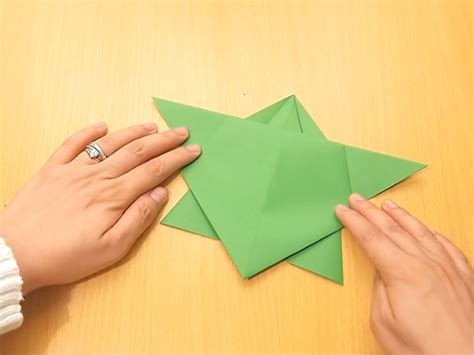 How To Fold A Paper Turtle - how to make an origami turtle wikihow