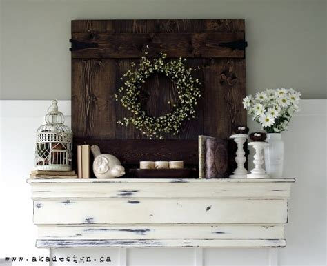 Decorative Mantel by Build Our Mantel Pottery Barn Decorative Ledge Knockoff