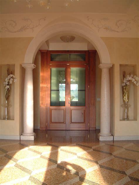 ingresso salone ristrutturazione di una villa veneta idee carpentieri
