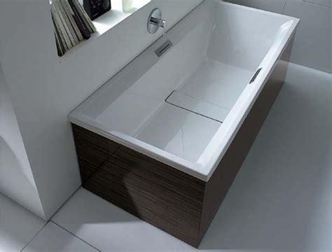 vasche da bagno incassate come si monta una vasca da bagno ad incasso bagnolandia