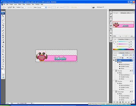 tutorial jadi blogger syazwana jamal tutorial blog title sidebar yang comel