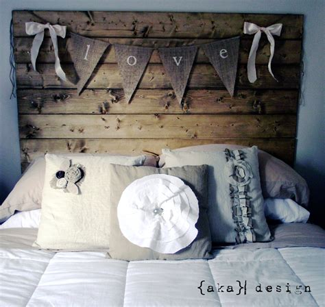 How To Make A Wooden Headboard by Best 25 Pillow Headboard Ideas On Cushion