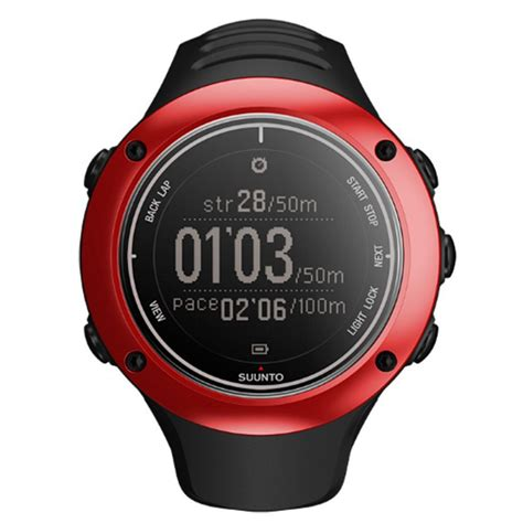 Suunto Ambit2 S Hr Ss019209000 suunto ambit2 s hr gps sports with rate monitor ss019209000 sustuu