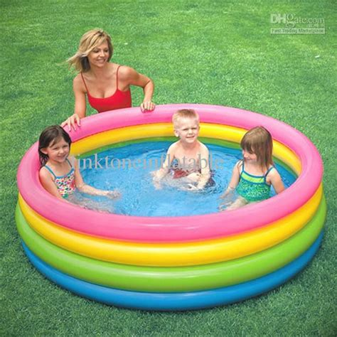 2018 wholesale children summer swimming pool baby play