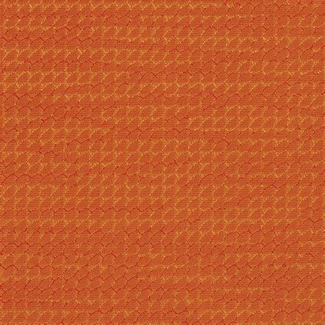 Upholstery Grade Fabric by A708 Orange Snake Skin Contract Grade