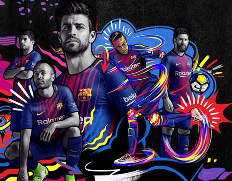 kit jugadores de ftbol bara vs madrid 10p new barcelona kit revealed lionel messi and team mates to